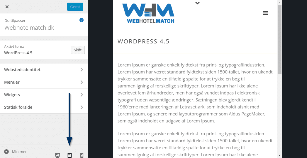 wordpress-4_5-live-responsive-preview
